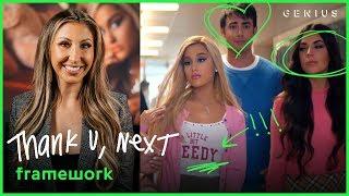 "The Making Of Ariana Grande's ""thank u, next"" Video With Hannah Lux Davis | Framework"