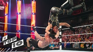 Miraculous Superstar landings: WWE Top 10, Feb. 26, 2018
