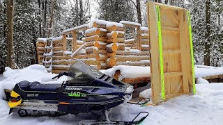 Antique Logging Tongs & Sawmill Sled Construction / Log Cabin Update- Ep 11.2