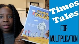 Times Tales for Multiplication: Homeschool Math Choices 3rd Grade