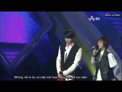 [vietsub]  A Flying Butterfly - Go Eun Ah & Kwak Yong Hwan (The Strongest K-POP Survival ost)