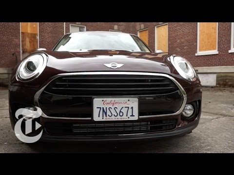 Mini Clubman | Driven Car Reviews | The New York Times