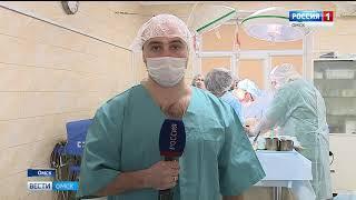 Хирурги западно-сибирского медицинского центра ФМБА России готовы браться за весьма непростых пациентов