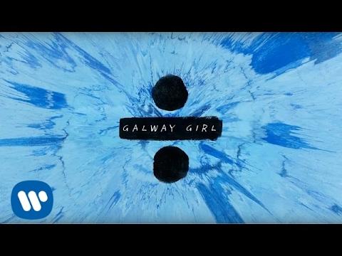 """Watch """"Galway Girl"""" on YouTube"""