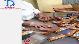 Dây chuyền đóng gói bánh kẹo hiện đại nhất thị trường