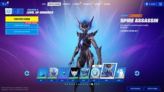 Full Fortnite Chapter 2 Season 6 Battle Pass Overview! All Battle Pass Rewards Fortnite Season 16