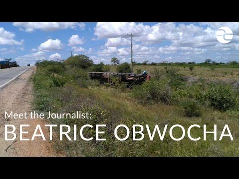 Meet the Journalist: Beatrice Obwocha