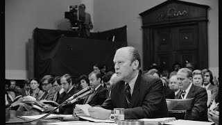 President Ford's Congressional Testimony on Nixon Pardon Preview