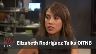 Elizabeth Rodriguez: The Women-Filled 'OITNB' Set Makes Me 'Burst With Joy'