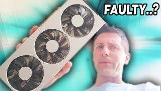 Radeon 7 - Explaining the inconsistencies (Plus Faulty Card...!?)
