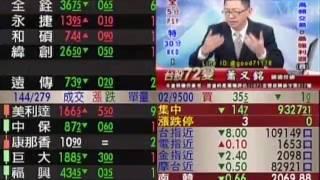 20170119 1200 蕭又銘 台股72變