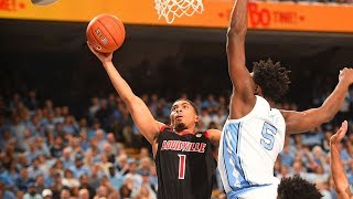 #12 North Carolina vs Louisville 2019-1-12 (Full Game) ᴴᴰ