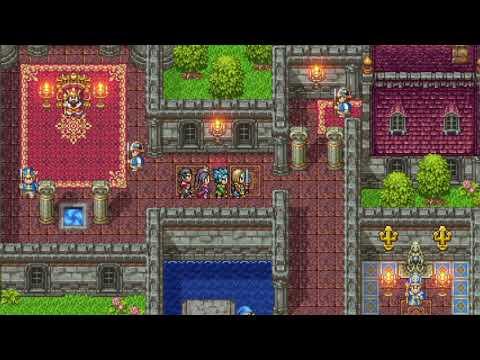 Dragon Quest 11 part 83: Tickington Quests 1