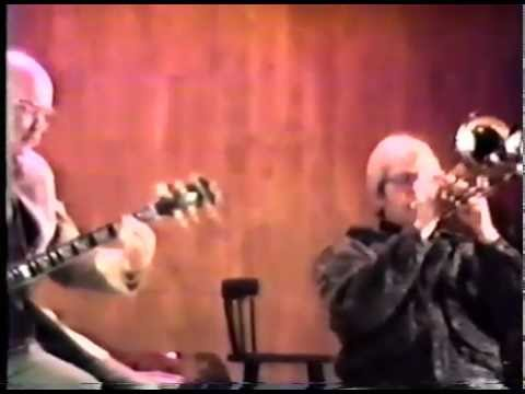 Zoot Sims Memorial Concert - Jim Hall and Bob Brookmeyer