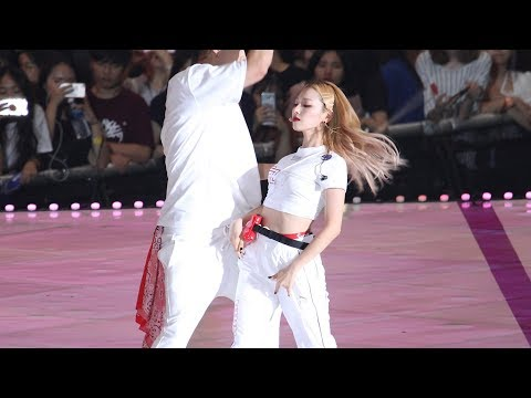 180802 카드(KARD) 전소민(Somin) - Ride on the wind [2018 KMF] 4K 직캠 by 비몽