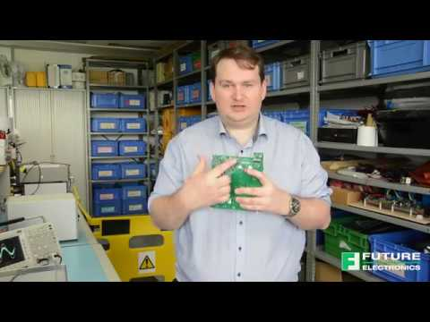 Future Electronics demonstrates GaNdalf a 1kW Power Factor Corrector using GaN