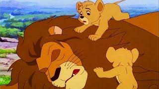 The Lion King | SIMBA THE KING LION | Episode 1 | English | Full HD | 1080p