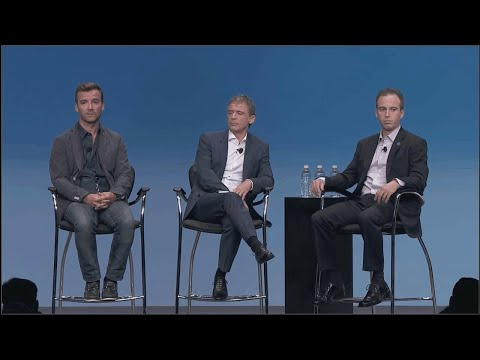 Oktane16: Claude Pierre, Engie and Dominic Shine, News Corp with Frederic Kerrest, Okta
