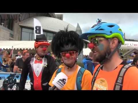 Birken Sykkelfestival 2018: Syklet for sykehusklovnene