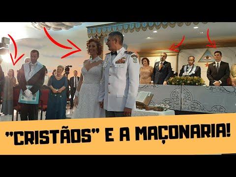 CARLA ZAMBELLI E O CASAMENTO NA MAÇONARIA!!!