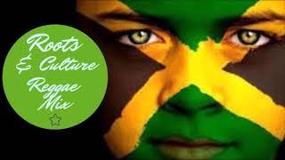 Roots & Culture Reggae Mix (Half Pint, Dennis Brown, Chronixx, Jimmy Cliff, Maxi Priest, L Gibbon