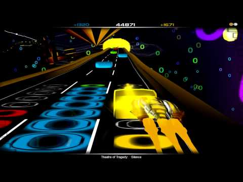 Audiosurf - Theatre of Tragedy - Silence