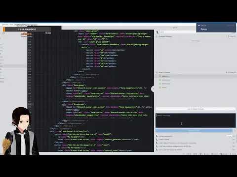 i18n & l10n : #RUVTuber пытается программировать