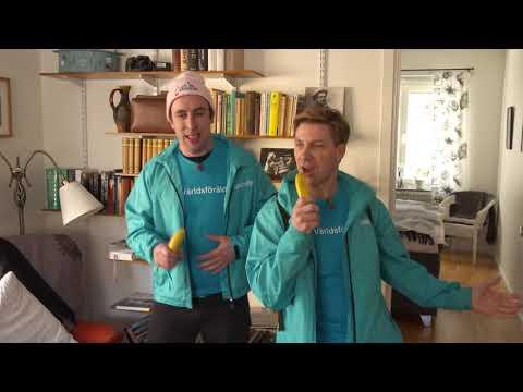 Per och Linus värvar Världsföräldrar