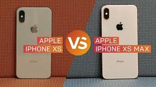 iPhone XS Max vs. iPhone XS: ¿Cuáles son las diferencias?