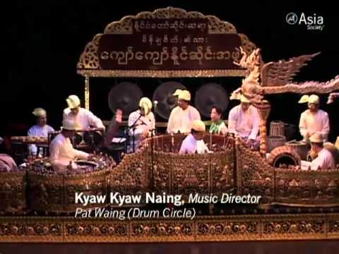 Music and Dance of Burma (Highlights) - YouTube