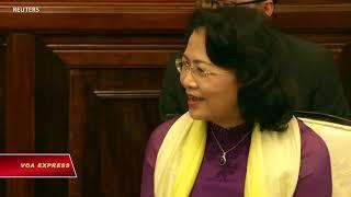 Ai sẽ thay Chủ tịch nước Trần Đại Quang? (VOA)
