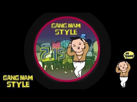 PSY - GANGNAM STYLE (강남스타일) 응원멘트 #1