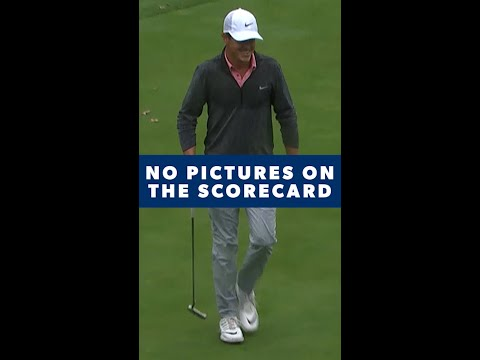 No pictures on the scorecard ?