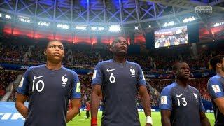 France vs Belgium 1-0 | Semi-Finals | FIFA World Cup Russia 2018 | Match 61 | 10/07/2018