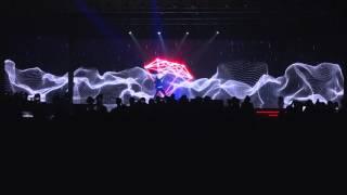 Múa tương tác LED ( Prudential Show )