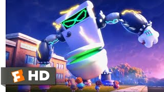 Captain Underpants: The First Epic Movie - Toilet Terror Scene | Fandango Family