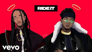 MihTy, Jeremih, Ty Dolla $ign - Ride It (Audio)