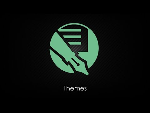 Themes in Doc-To-Help 4