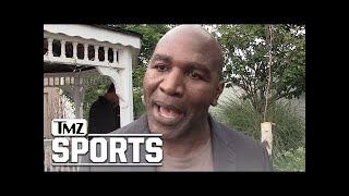Evander Holyfield To Conor McGregor: Here's How You Beat Floyd   TMZ Sports