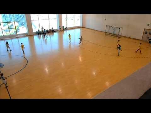 16/17 Golos 3ªJornada - Campeonato Distrital - Sporting CP 16 x 0 Frassati - JUN E