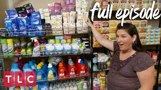 Coupons Got Her a Grocery Stockpile! | Extreme Couponing (Full Episode)