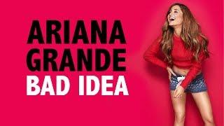 Ariana Grande - Bad Idea // Guitar Tutorial + FREE TAB