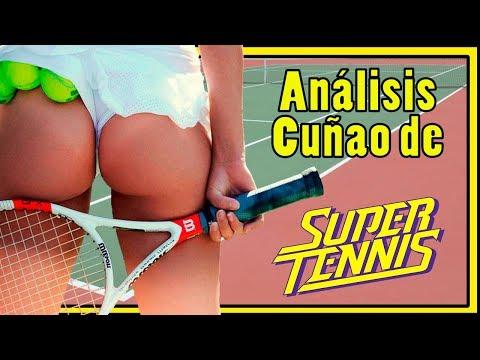 Análisis Cuñao de Super Tennis (Super Nintendo)