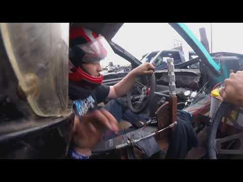 CO-PILOT HELMET CAM DEMOLITION DERBY