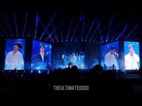 190519 The Truth Untold @ BTS 방탄소년단 Speak Yourself Tour Metlife Stadium New Jersey Concert Fancam