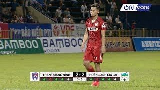 Xem lại loạt Penalty cân não của HAGL vs Than Quảng Ninh, Văn Thanh tái hiện ký ức U23 Việt Nam