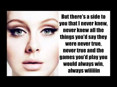 Baixar Set Fire to the Rain - Adele (lyrics)