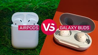 AirPods vs. Galaxy Buds: Which wireless earphones are best?