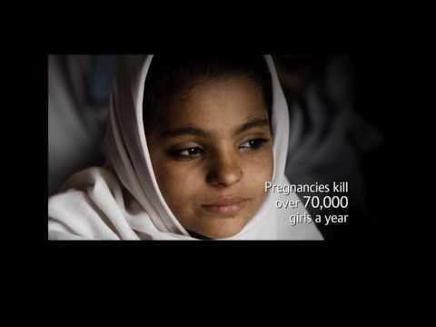 Sponsor a girl with Plan UK - TV advert 2014 (Short version)