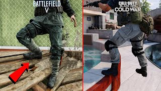 Battlefield 5 vs Call of Duty: Cold War - Attention to Detail Comparison